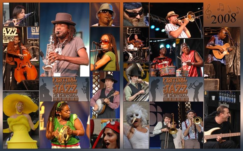 Montage Jazz Montréal